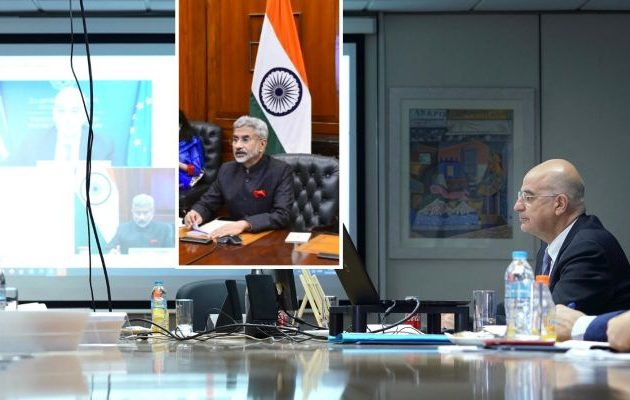 Συμμαχία Ελλάδας, Ισραήλ, Εμιράτων, Ινδίας με στόχο ένα πλέγμα ισχύος από Μεσόγειο έως Ινδικό