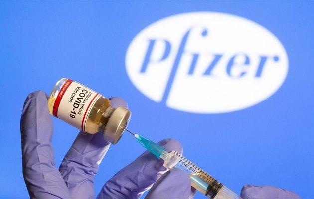 Τι δείχνουν τα στοιχεία του Ισραήλ για το εμβόλιο της Pfizer