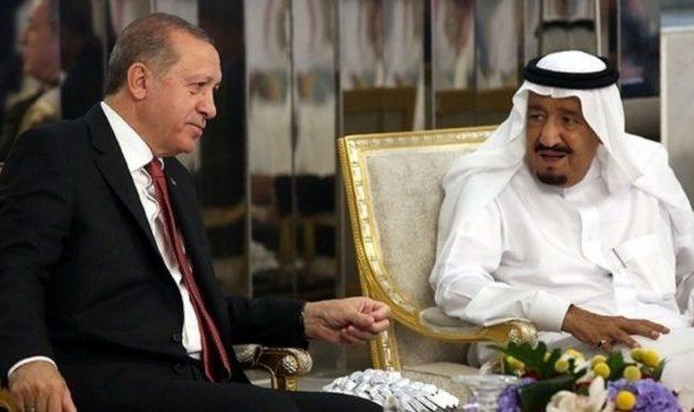 Οι Τούρκοι διαρρέουν ότι «θα τα βρουν» με τους Σαουδάραβες