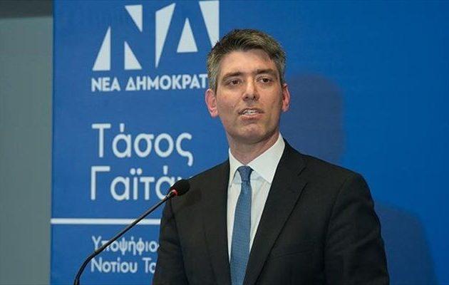 Εκπρόσωπος Τύπου ΝΔ: Αναρωτιέμαι εάν η χαρά της ανθρωπότητας για τα εμβόλια αγγίζει και τον ΣΥΡΙΖΑ