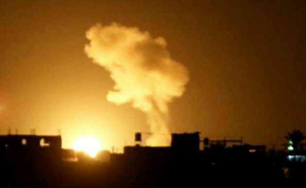 Το Ισραήλ βομβάρδισε εγκαταστάσεις της Χαμάς στη Λωρίδα της Γάζας