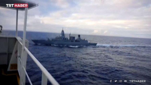Η παρεμπόδιση ελέγχου σε τουρκικό εμπορικό πλοίο ενόχλησε τη Γερμανία