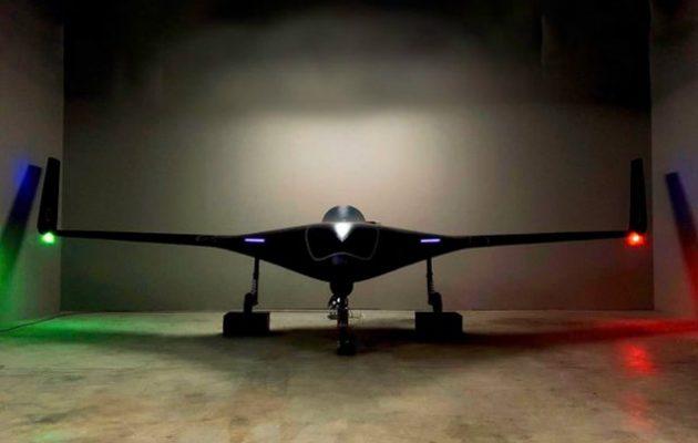 LOTUS: Αυτό είναι το ελληνικό στελθ drone που θα φυλά τα σύνορά μας