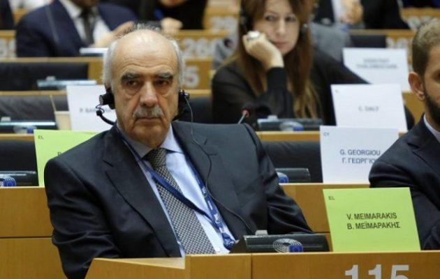 Μεϊμαράκης: Χωρίς ευρωπαϊκό στρατό δεν μπορεί να υπάρξει αξιόπιστη εξωτερική πολιτική