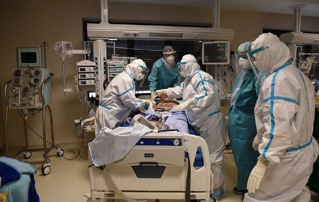 Πάτρα: Διασωληνώθηκε 60χρονος με πνευμονική εμβολή – Είχε κάνει το εμβόλιο Astra Zeneca