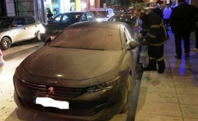 Επίθεση με βόμβα μολότοφ σε αυτοκίνητο βουλευτή της ΝΔ