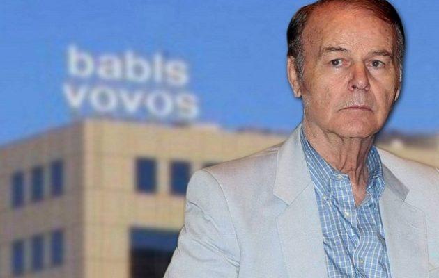 Συνελήφθη για χρέη ο επιχειρηματίας Μπάμπης Βωβός