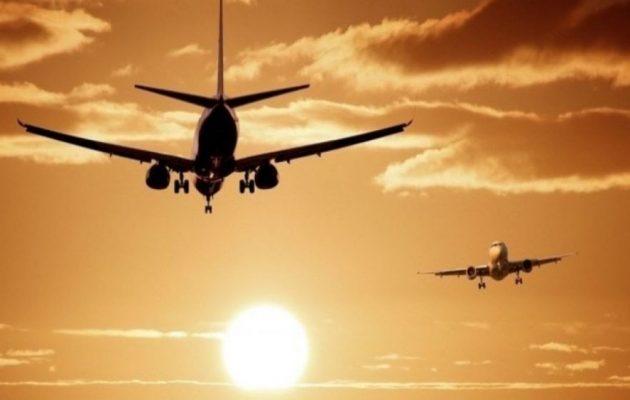 Οι νέες αεροπορικές οδηγίες για τις πτήσεις μέχρι τις 30 Νοεμβρίου
