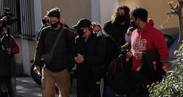 Η πρώτη ανάρτηση Σφακιανάκη μετά τη σύλληψή του: «Μα εγώ είμαι Έλληνας»