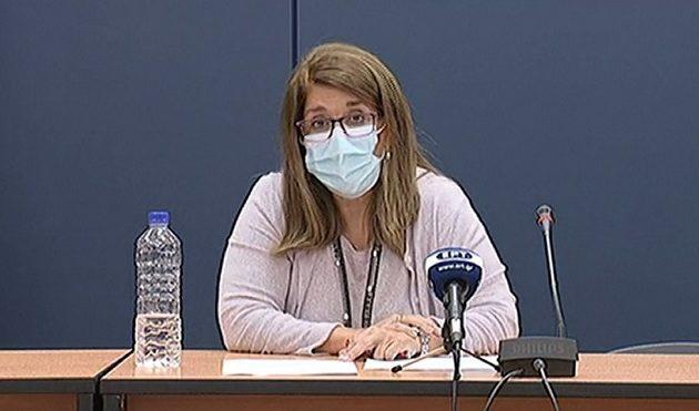 Παπαευαγγέλου: Ο ιός είναι εδώ ανάμεσα μας – Είμαστε ανήσυχοι