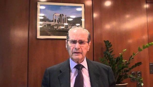 Πέθανε ο επιχειρηματίας του ομίλου ΤΙΤΑΝ Θεόδωρος Παπαλεξόπουλος