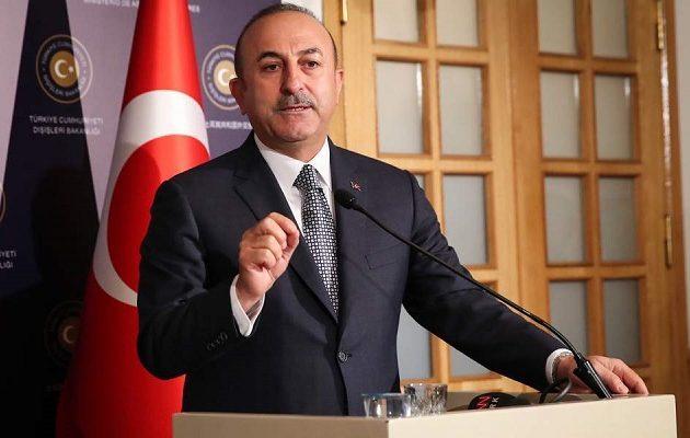 Ωρύεται ο Τσαβούσογλου: Μιλά για καταπιεστική πολιτική στην «τουρκική μειονότητα»