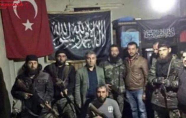 Η Τουρκία εποικίζει αρμενικά εδάφη του Ναγκόρνο Καραμπάχ με Τουρκμένους τζιχαντιστές από τη Συρία