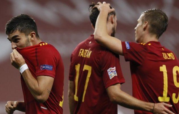 Η Ισπανία ρεζίλεψε την Γερμανία – Της «έριξε» 6αρα