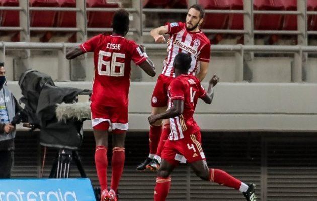 Super League: Ο Ολυμπιακός 1-0 τον Παναθηναϊκό με τον Φορτούνη