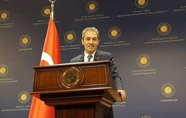 Νέοι παραλογισμοί από Τουρκία: Απαιτεί από την Ελλάδα διάλογο χωρίς προϋποθέσεις
