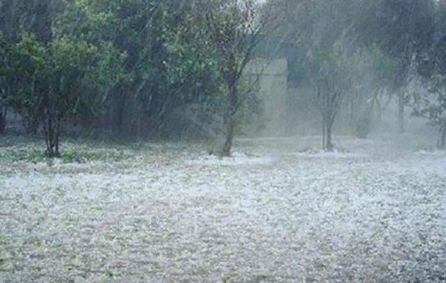 Έκτακτο δελτίο από την ΕΜΥ: Ισχυρές βροχές, καταιγίδες και χιονοπτώσεις