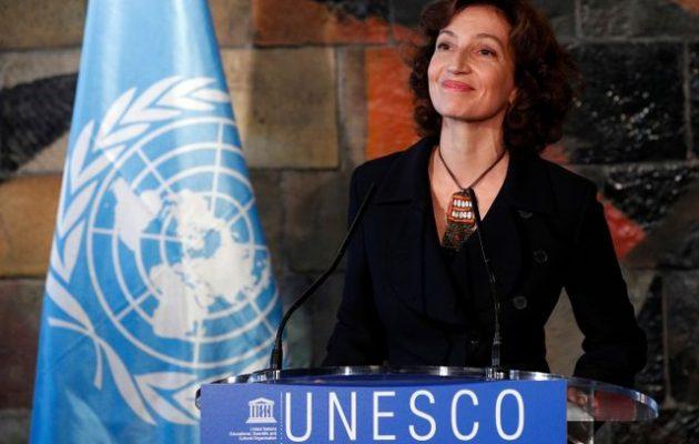 Τουρκικό αντιεβραϊκό παραλήρημα με στόχο την UNESCO, τις ΗΠΑ, το Ισραήλ και την Αγία Σοφία