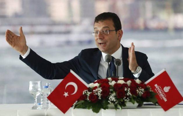 Τζιχαντιστές του ISIS σχεδίαζουν να δολοφονήσουν τον Δήμαρχο Κωνσταντινούπολης Εκρέμ Ιμάμογλου