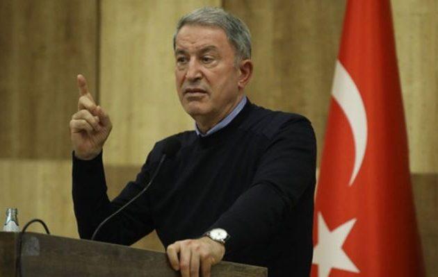 Με νεύρα κουρέλια ο Ακάρ: Έλληνες αγοράστε όσα όπλα θέλετε – «Δεν σας αρκούν! Δεν αρκούν»