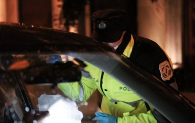 Η πανέξυπνη Αστυνομία του Χρυσοχοΐδη έκοψε κλήση σε καρκινοπαθή που επέστρεφε από χημειοθεραπεία