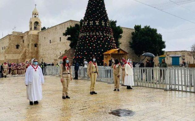 Χριστούγεννα χωρίς προσκυνητές στη Βηθλεέμ λόγω κορωνοϊού