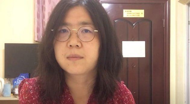 37χρονη δημοσιογράφος καταδικάστηκε σε 4 χρόνια φυλακή επειδή κάλυψε την καραντίνα στη Βουχάν