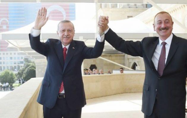 Ο Ιλχάμ Αλίεφ του Αζερμπαϊτζάν χαρακτήρισε «απαράδεκτη» τη δήλωση Μπάιντεν για «Γενοκτονία Αρμενίων»