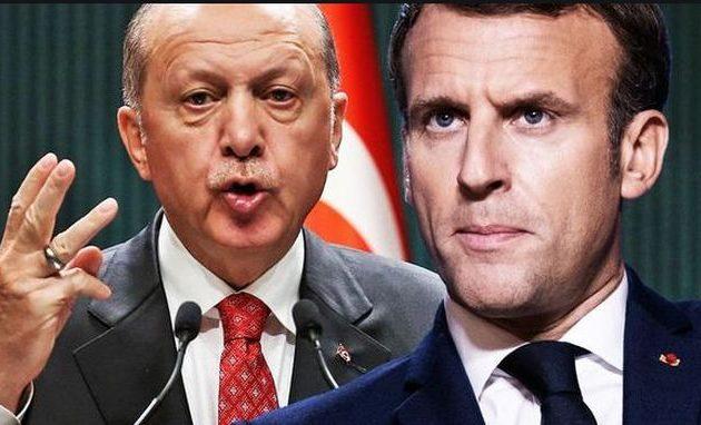 IFRI: Η Γαλλία βλέπει τον Ερντογάν ως απειλή και κίνδυνο για την Ευρώπη