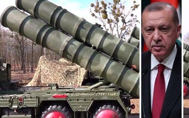 Υστερία στην Τουρκία: Οι ΗΠΑ κάνουν ασκήσεις με ελληνικούς S-300 και σε εμάς επιβάλουν κυρώσεις