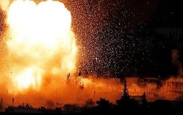 Ισχυρή έκρηξη τίναξε στον αέρα αρχηγείο φιλοτουρκικής οργάνωσης στη Β/Δ Συρία
