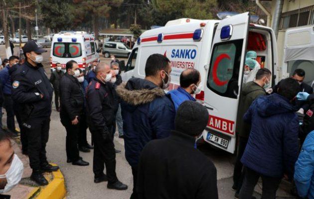 Πυρκαγιά σε ΜΕΘ με ασθενείς Covid-19 στην Τουρκία – Εξερράγη αναπνευστήρας
