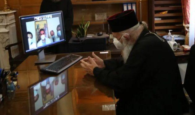 Αρχιεπίσκοπος Ιερώνυμος: «Επιστήμη και Εκκλησία καλούνται σήμερα σε μια συνεργασία για τον άνθρωπο»