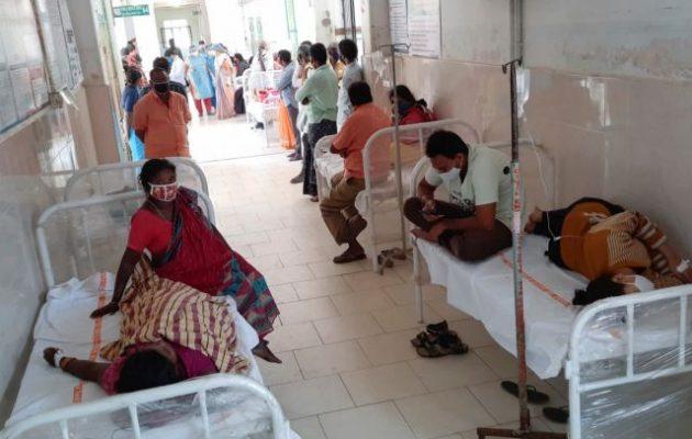 Ινδία: Φόβος από νέα μυστηριώδη λοίμωξη που προκαλεί επιληπτικές κρίσεις, απώλεια συνείδησης και ναυτία