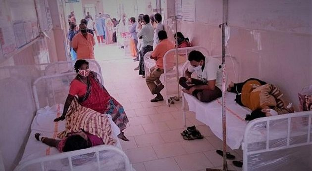 Άγνωστη ασθένεια στην Ινδία έστειλε εκατοντάδες ανθρώπους στο νοσοκομείο
