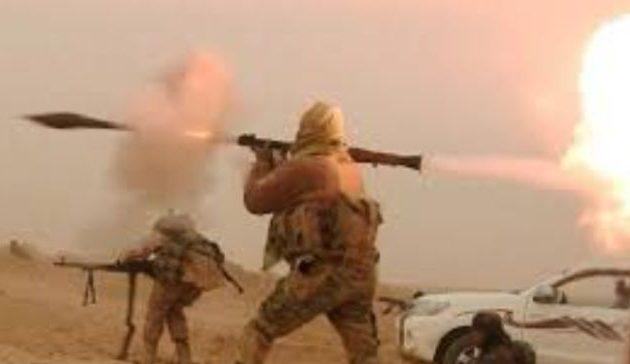 Δεκαοχτώ Ιρακινοί στρατιωτικοί σκοτώθηκαν σε διαφορετικές επιθέσεις του Ισλαμικού Κράτους
