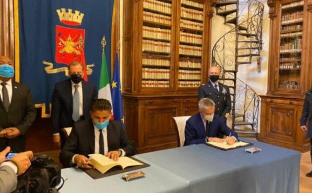 Λιβύη: Η Ιταλία σύναψε αμυντική συνεργασία με την Τρίπολη – Οι Ιταλοί θα εκπαιδεύουν τους τζιχαντιστές