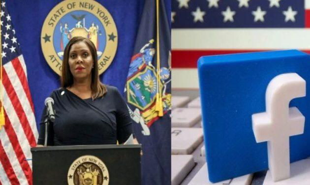 «Ανεξέλεγκτη δύναμη» το Facebook λέει η Γενική Εισαγγελέας Νέας Υόρκης και ηγείται της διάλυσής του