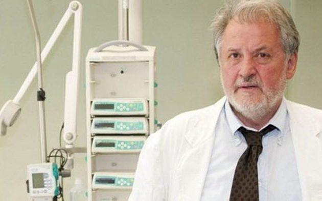Καπραβέλος: Ένα εκατ. ανεμβολίαστοι άνω των 50 ετών είναι εκτεθειμένοι στη μετάλλαξη «Δέλτα»