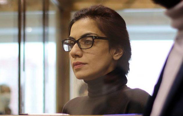 15 χρόνια φυλακή στη Ρωσίδα Καρίνα Τσουρκάν για κατασκοπεία υπέρ της Μολδαβίας