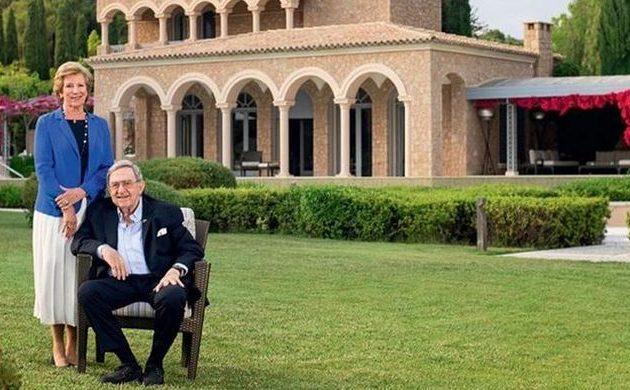 Ο έκπτωτος Κωνσταντίνος πουλά το «παλάτι» του στο Πόρτο Χέλι