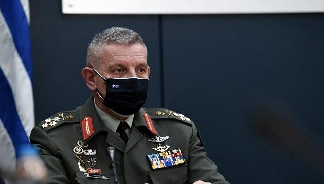 Στρατηγός Φλώρος: Η Ελλάδα είναι προσηλωμένη στο Διεθνές Δίκαιο