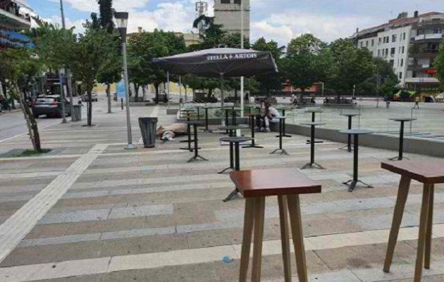 Σκληρό λοκντάουν και στην Κοζάνη ανακοίνωσε ο Χαρδαλιάς