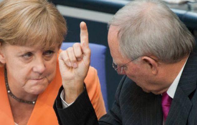 Μέρκελ και Σόιμπλε έχασαν τον έλεγχο της πανδημίας και παρέσυραν στην καταστροφή τους Ευρωπαίους μιμητές τους