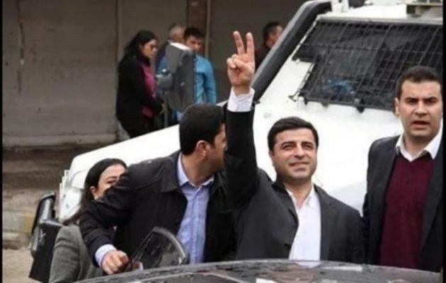 Τουρκία: Νέες εισαγγελικές διώξεις εναντίον του Ντεμιρτάς για την Κομπάνι