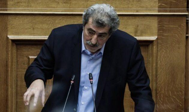 Μάχη στη Βουλή – Πολάκης: «Θα σας ρίξουμε» – «Η ΝΔ έχει μαζέψει όλους τους γερμανοτσολιάδες»