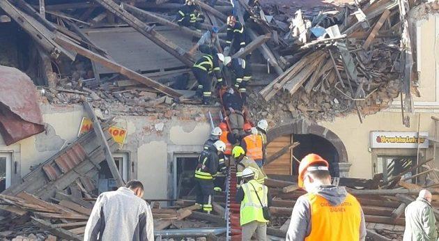 Σεισμός 6,4 Ρίχτερ στην Κροατία – Σκοτώθηκε 12χρονη