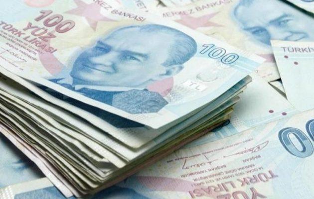Αύξηση κατώτατου μισθού στην Τουρκία – Πάει στα…. 311,58 ευρώ