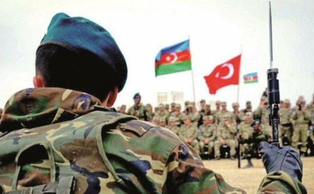 Κοινή στρατιωτική άσκηση Τουρκίας, Αζερμπαϊτζάν, Πακιστάν – Tα τζιχάντια δεν κρύβονται