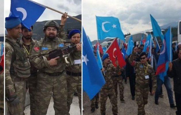Ο Ερντογάν σχεδιάζει να επιτεθεί με Τουρκομογγόλους (TIP) στο κουρδικό PKK